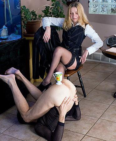 Office femdom